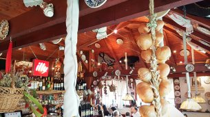 Decorations at Gambrinus #4