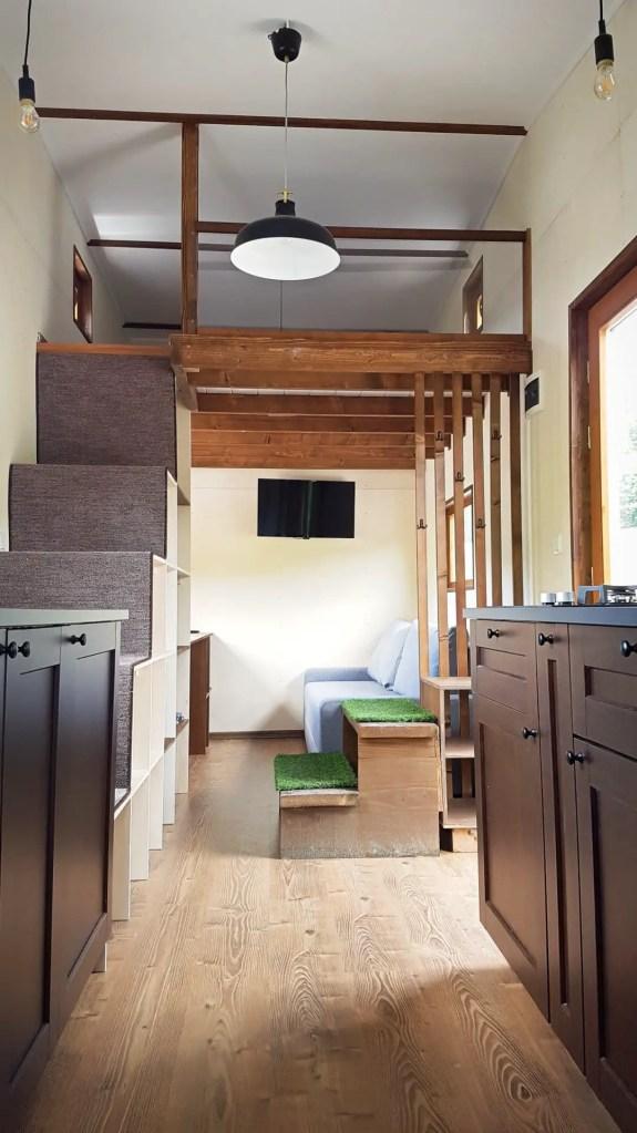 Eco Tiny House Interior #3