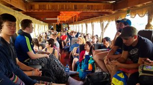 Guests on the Slow Boat #1