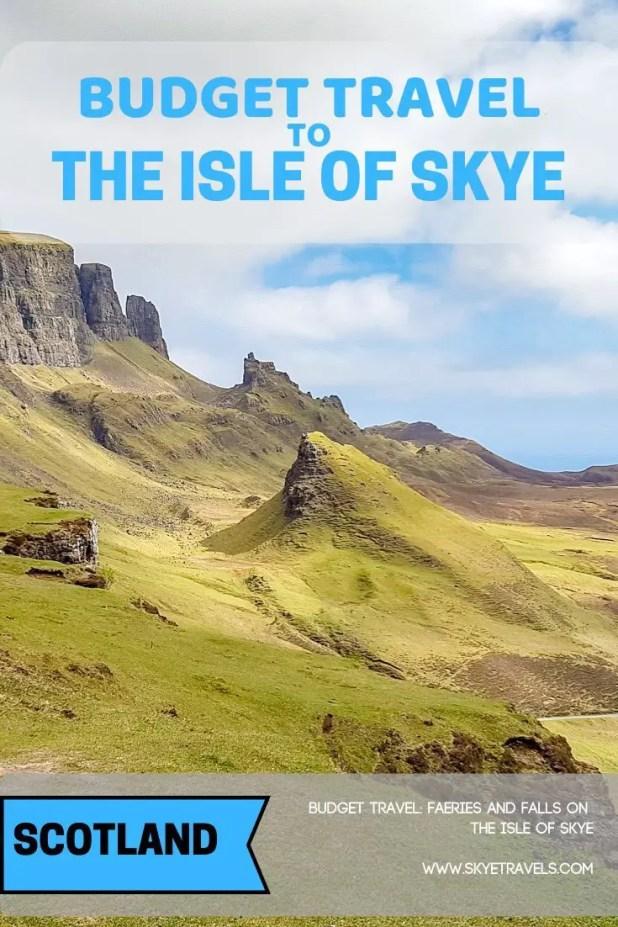 The Isle of Skye on a Budget