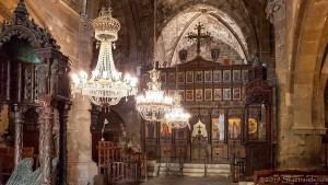 Bellapais Monastery Interior