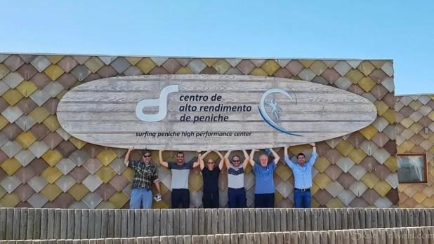 Press Tour in Central Portugal