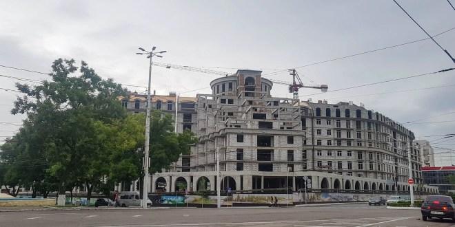 Building in Transnistria