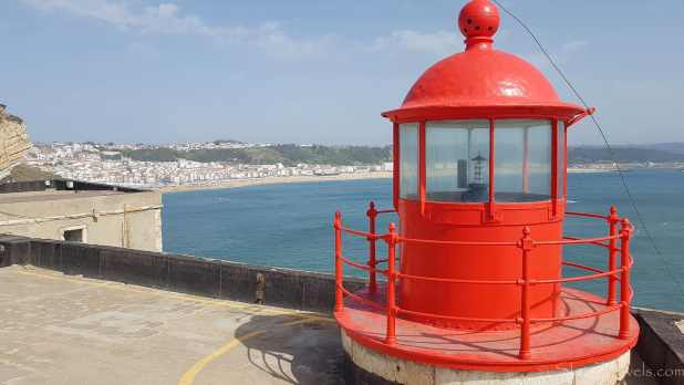 Nazare Lighthouse