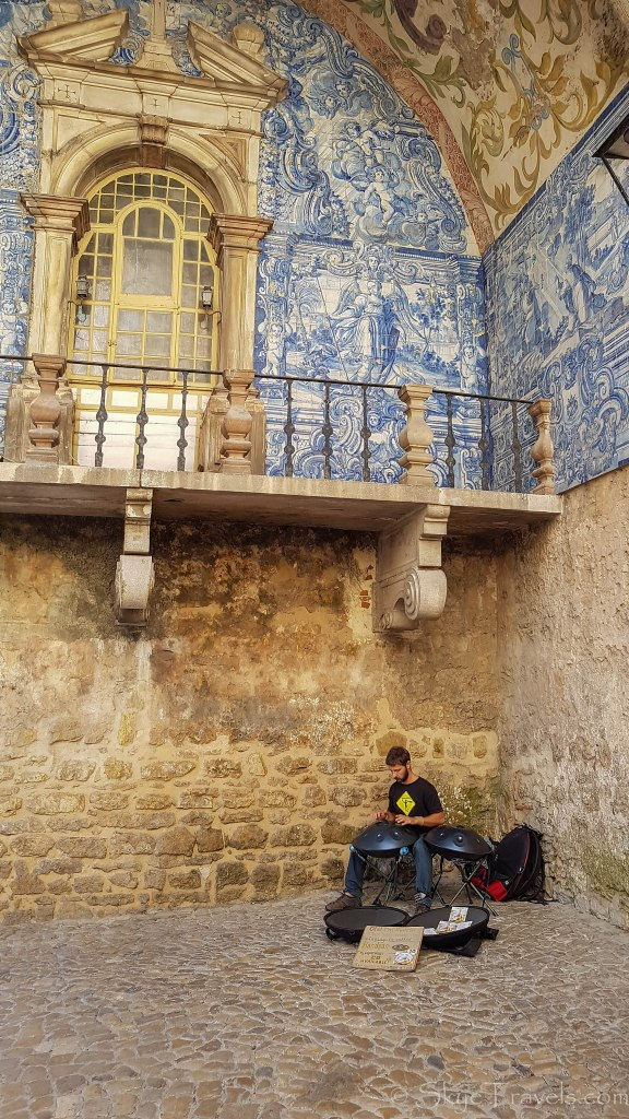 Obidos Town Gate