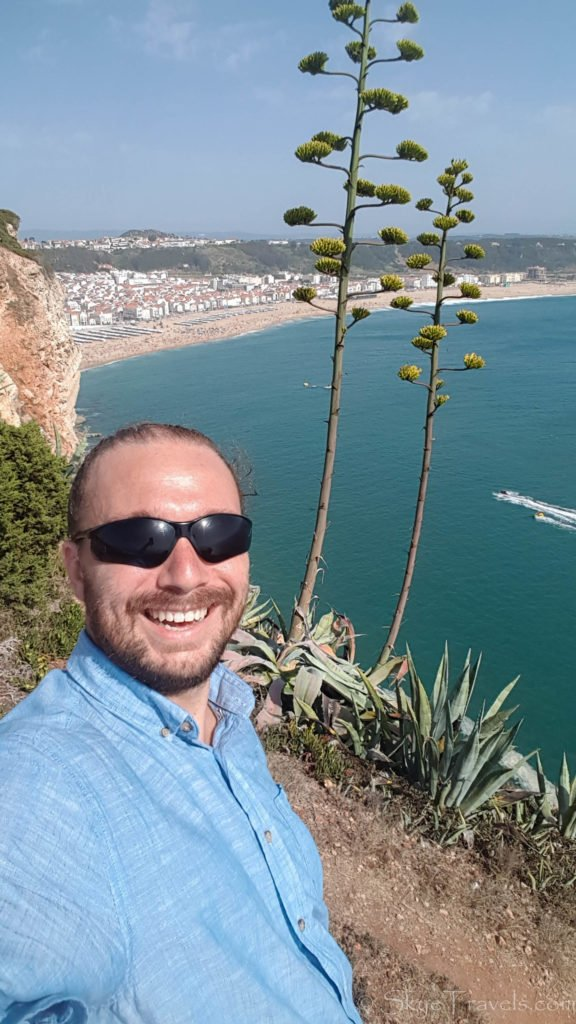 Selife in Nazare #3