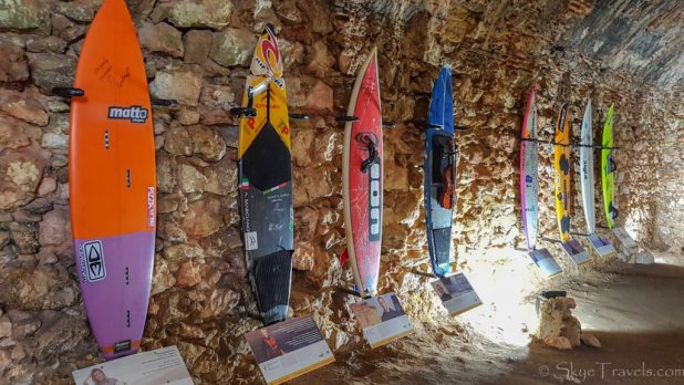 Surf Museum in Nazare