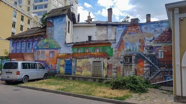 Odessa Street Art