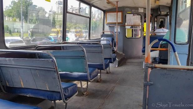 Tram in Odessa