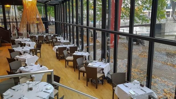 The Bristol River Grille Restaurant