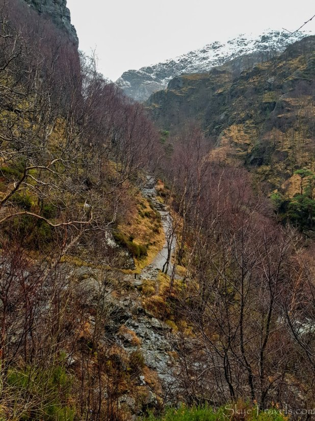 Glen Nevis Winter Road Trip
