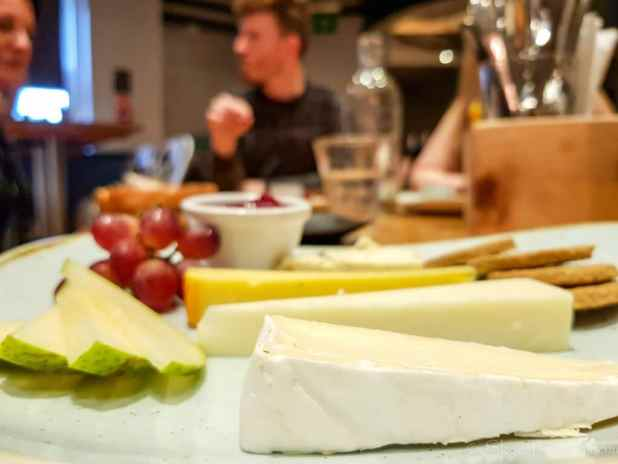 Canons' Gait Cheeseboard