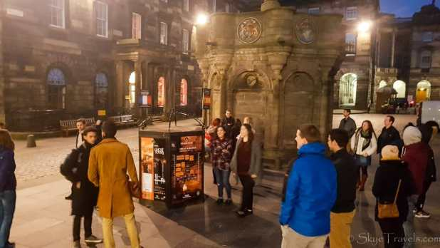 Mercat Ghost Tours