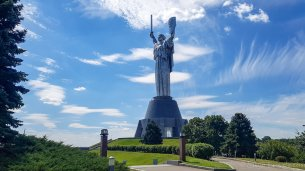 Motherland Monument #1