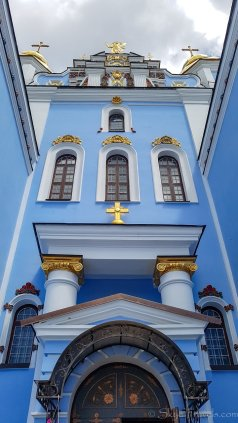 Saint Michael's Golden-Domed Monastery #4