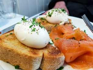 Castello Coffee Salmon and Eggs #3