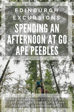 Go Ape Peebles Pin 2