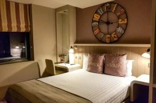 Village Hotel Bedroom