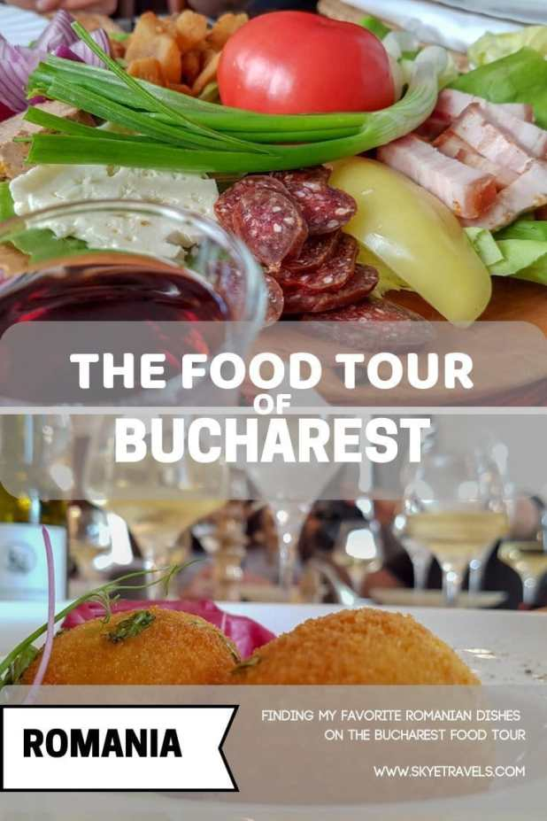 Bucharest Food Tour