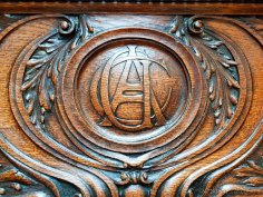 Glasgow Art Club Emblem