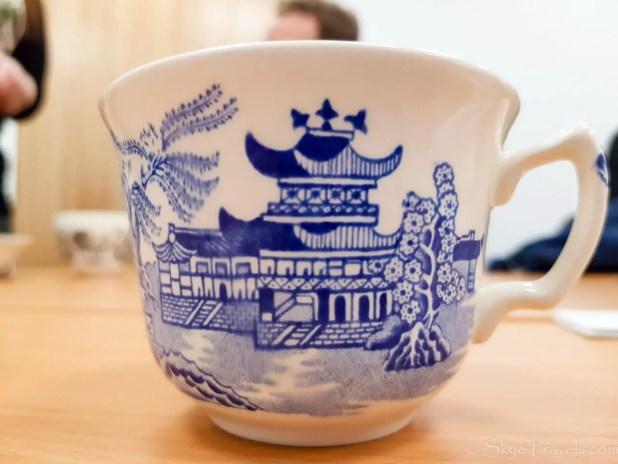 Mackintosh at the Willow Teacup