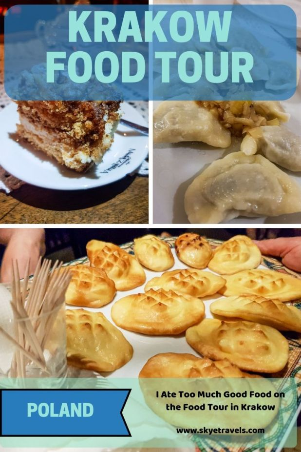 Have you ever tried Polish food? Pierogi, kielbasa, żurek...there are so many great dishes to learn about on a food tour in Krakow. But what are those dishes? #UrbanAdventures #KrakowFoodTour #Krakow #VisitKrakow #PolishFood #Pierogi