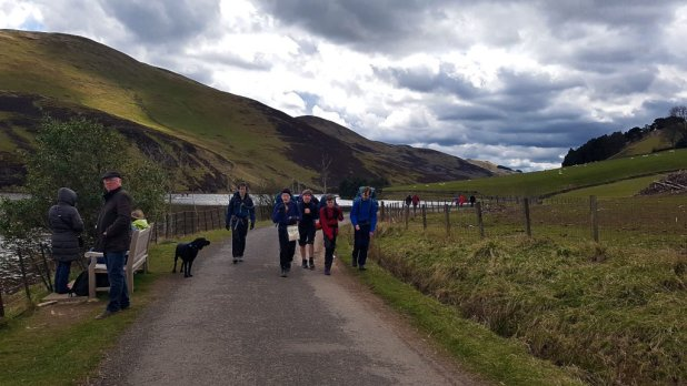 Trail Through the Pentlands #3