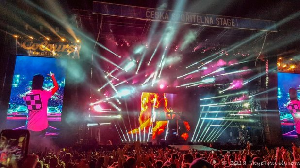 Colours of Ostrava Kygo Concert #4