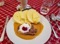 Kunin Chateau Meat and Dumplings