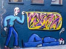 Graffiti Alley in Ghent #13