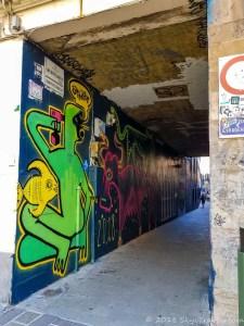 Graffiti Alley in Ghent #2
