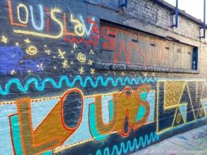 Graffiti Alley in Ghent #7