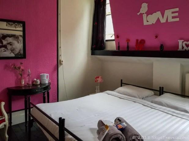 Hostel ROOM Love Suite