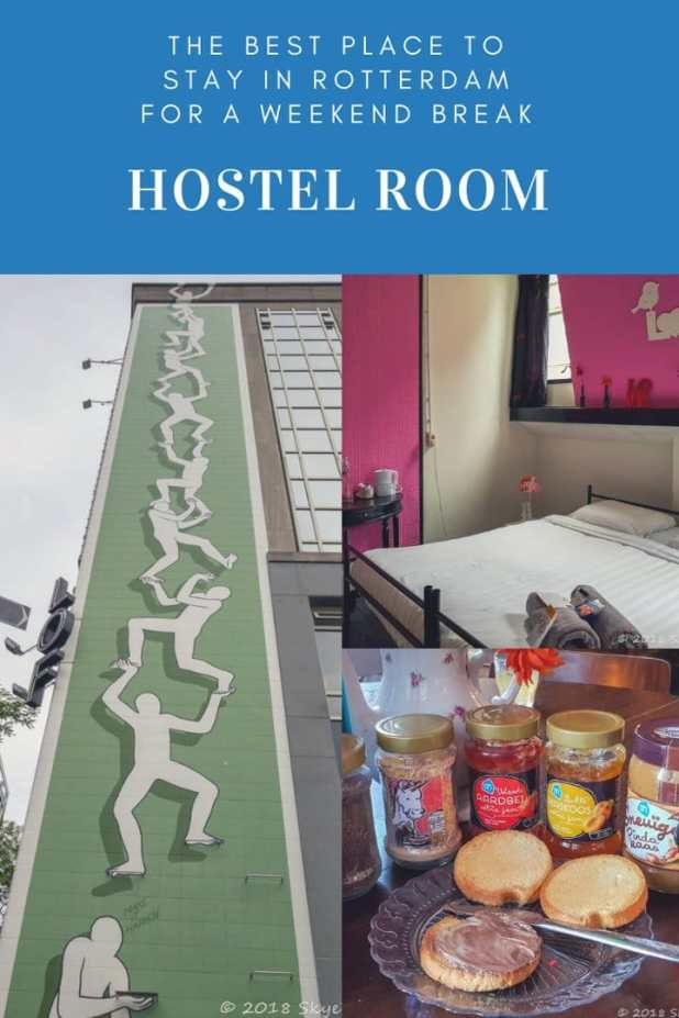 Hostel ROOM is the kind of place that makes you want to stay in a hostel. From the great atmosphere to the great pizza, this is where to stay in Rotterdam. #HostelROOM #Hostels #Rotterdam #Netherlands #Hostelworld #Backpacking #SoloTravel