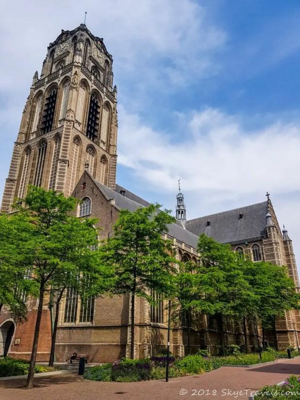 Sint Laurenskerk in Rotterdam