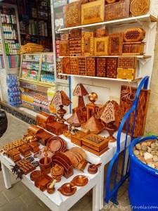 Essaouira Souk Products