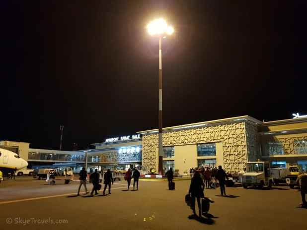 Rabat Airport