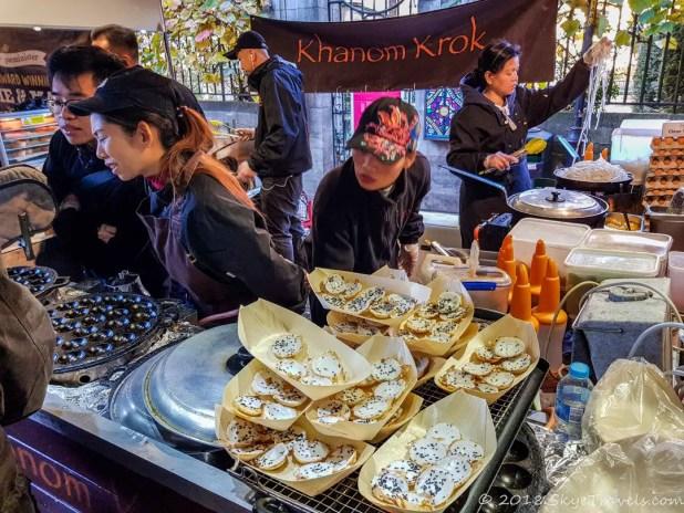 Pad Thai in Borough Market