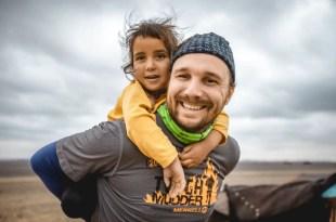 Selfie with Berber Girl #1