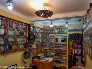 Herbalist Shop Spices