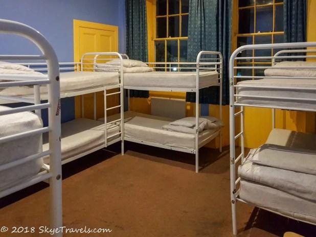 St Andrews Tourist Hostel Dorm