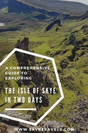 The Isle of Skye in Two Days