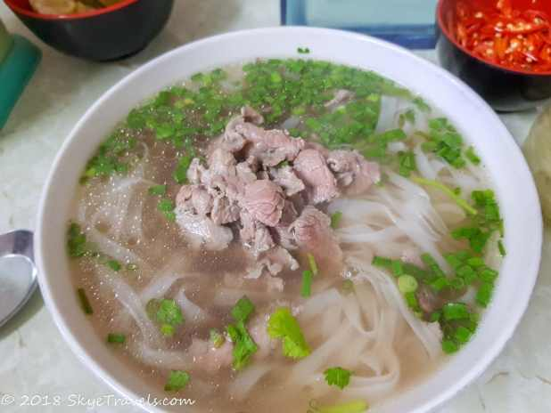 Pho on the Street Food Tour in Hanoi