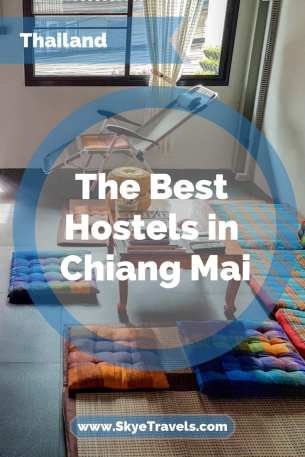 The Best Hostels in Chiang Mai