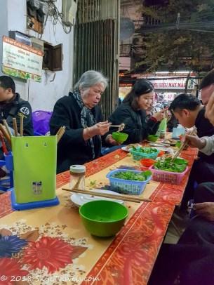 Bánh Cuốn Restaurant in Hanoi