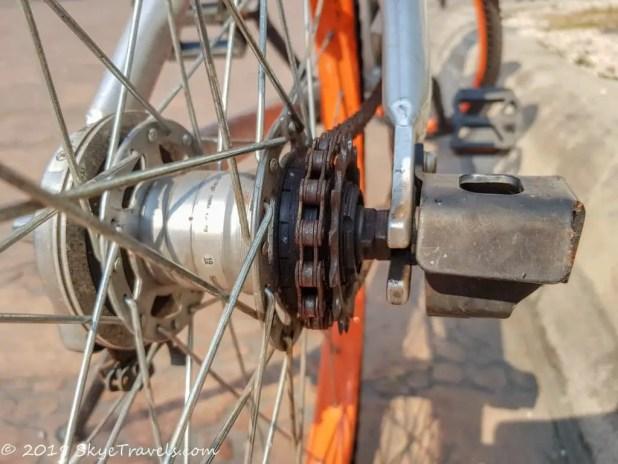 Mobike Faulty Gears