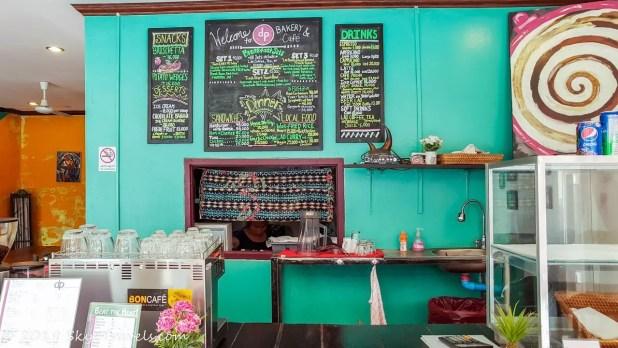 Breakfast Cafe in Pakbeng