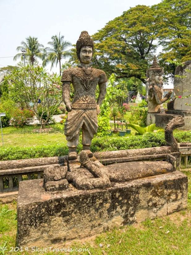 Buddha Park Statues #14