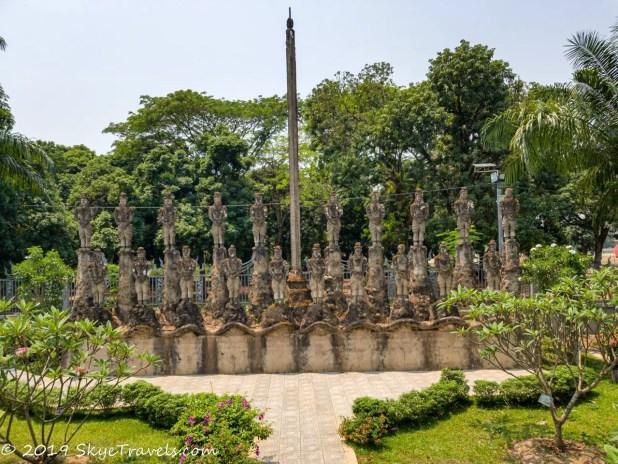 Buddha Park Statues #2