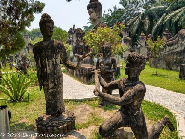 Buddha Park Statues #20